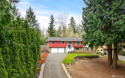 Sammamish Single Family Home For Sale: 20 211th Place SE