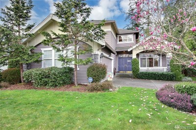 Bothell Single Family Home For Sale: 3402 174th Place SE