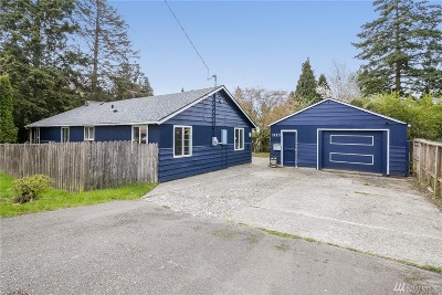 Seattle Single Family Home For Sale: 1113 SW Cambridge St