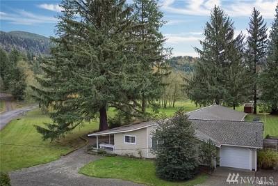 Enumclaw Single Family Home For Sale: 31805 SE Lake Walker Road