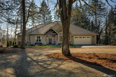 Shelton WA Single Family Home For Sale: $560,000