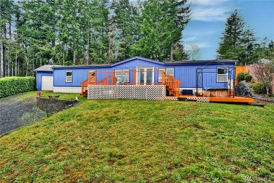 Grapeview Single Family Home For Sale: 90 E Sea Breeze Dr