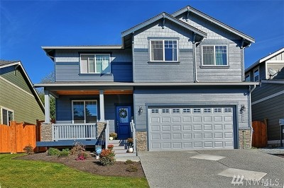 Stanwood Single Family Home For Sale: 27708 64th Dr NW