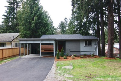 Single Family Home For Sale: 12747 12th Ave NE