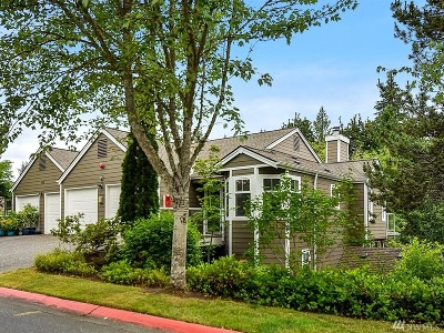 Issaquah Condo/Townhouse For Sale: 4351 Providence Point Place SE