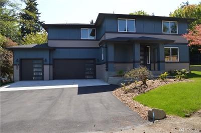 Edmonds Single Family Home For Sale: 8102 228th St SW