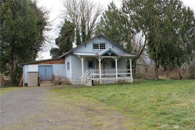Lewis County Single Family Home Pending: 2159 Lincoln Creek Rd