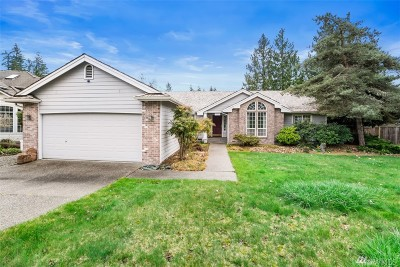 Puyallup Single Family Home Contingent: 12708 116th St Ct E