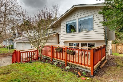 Bellingham Single Family Home For Sale: 1611 30th St