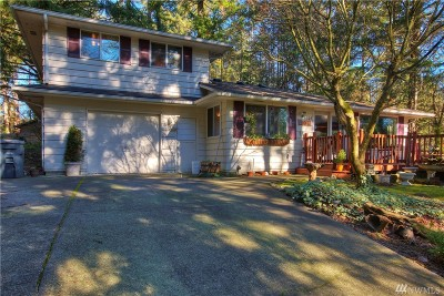 Gig Harbor Single Family Home For Sale: 5309 Spruce Lane NW