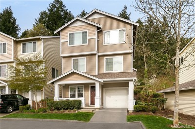 Seatac Single Family Home For Sale: 21435 40th Place S #69