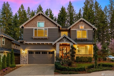 Sammamish Single Family Home For Sale: 24329 NE 8th Place