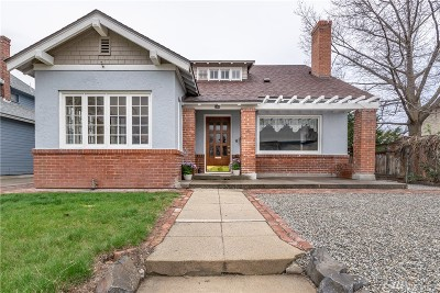 Chelan County Single Family Home For Sale: 140 S Delaware Ave