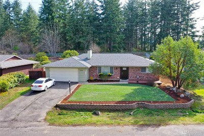 Renton Single Family Home For Sale: 9908 126th Ave SE