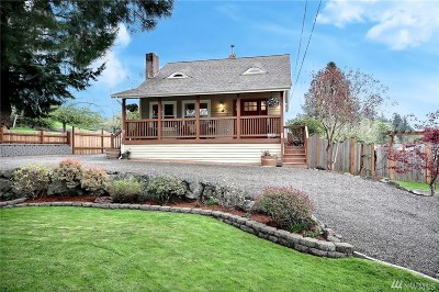 Kent Single Family Home For Sale: 9413 S 200th St