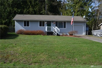 Poulsbo Single Family Home Pending: 2225 NW Mulholland Blvd