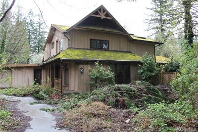 North Bend WA Single Family Home For Sale: $405,000