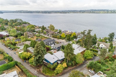 Mercer Island WA Single Family Home For Sale: $2,399,000