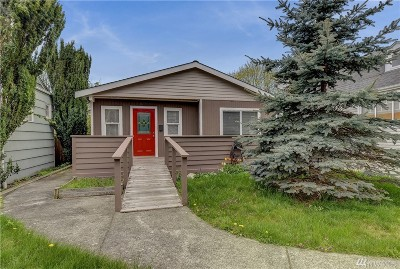 Seattle Single Family Home For Sale: 7325 27th Ave NW