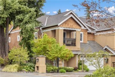 Bellevue Condo/Townhouse For Sale: 524 99th Ave NE