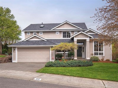Sammamish Single Family Home For Sale: 1619 232nd Ave NE