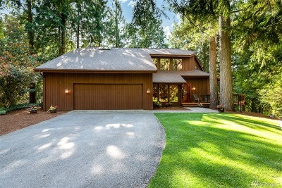 Sammamish Single Family Home For Sale: 108 206th Ave NE