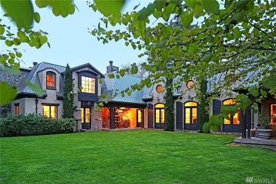 Medina Single Family Home For Sale: 7842 NE 8th St