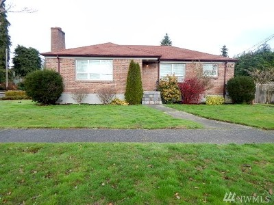 Tacoma Multi Family Home For Sale: 3919 N 18th St
