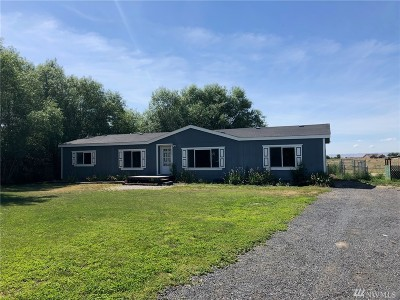 Moses Lake Single Family Home For Sale: 4082 Rd E.9 NE
