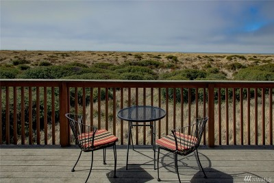 Grays Harbor County Condo/Townhouse For Sale: 1003 S Sand Dune SW