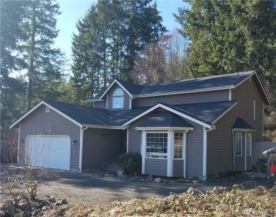 Belfair Single Family Home For Sale: 21 NE View Ct