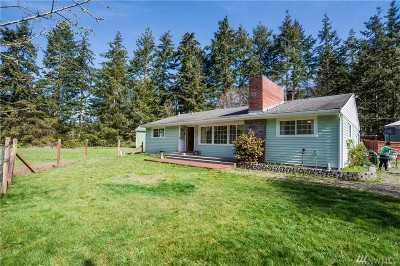Single Family Home For Sale: 1889 Zylstra Rd
