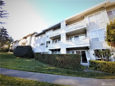 Bellevue Condo/Townhouse For Sale: 12631 NE 9th Place #C-208