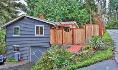 Shoreline Single Family Home For Sale: 18812 15th Ave NE