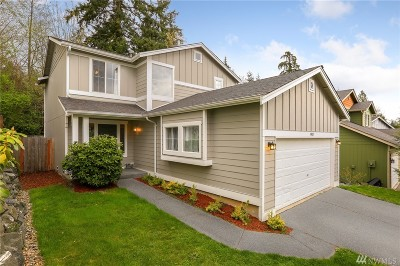 Single Family Home Sold: 903 176th Place SW