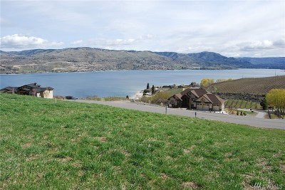 Chelan, Chelan Falls, Entiat, Manson, Brewster, Bridgeport, Orondo Residential Lots & Land For Sale: 140 Clos Chevalle Rd