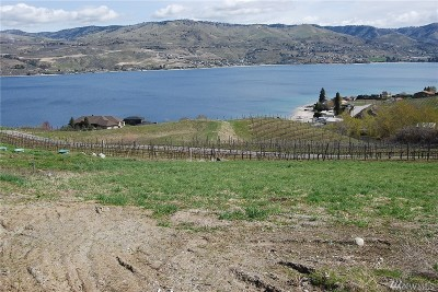 Chelan, Chelan Falls, Entiat, Manson, Brewster, Bridgeport, Orondo Residential Lots & Land For Sale: 143 Clos Chevalle Rd