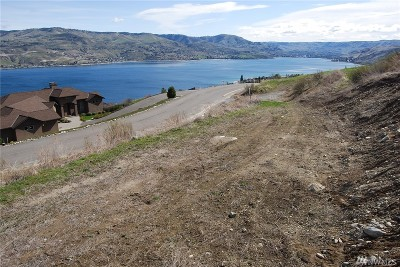 Chelan, Chelan Falls, Entiat, Manson, Brewster, Bridgeport, Orondo Residential Lots & Land For Sale: 306 Clos Chevalle Rd