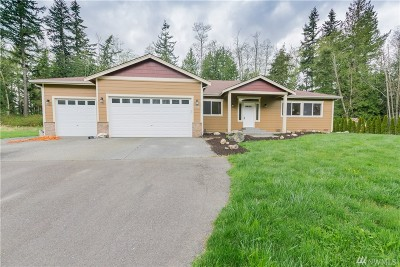 Stanwood Single Family Home For Sale: 32216 54th Dr NW
