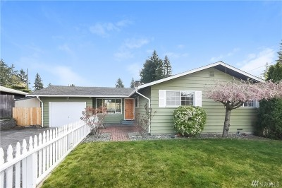 Burien Single Family Home For Sale: 12710 6th Ave SW