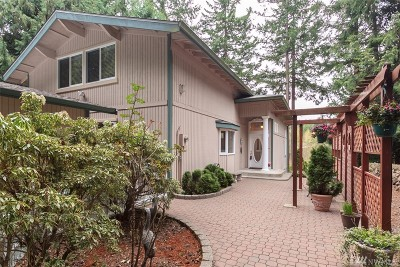 Lake Tapps WA Single Family Home For Sale: $569,950