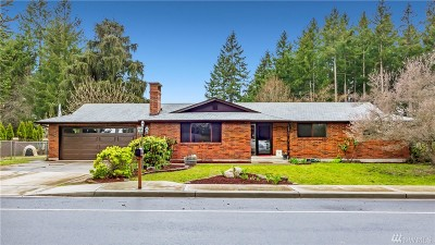 Steilacoom Single Family Home For Sale: 1310 Roe St