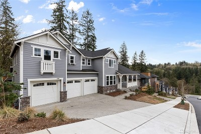 Bothell Single Family Home For Sale: 10003 NE 162nd St