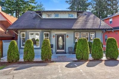Everett Single Family Home For Sale: 3728 Rucker Ave