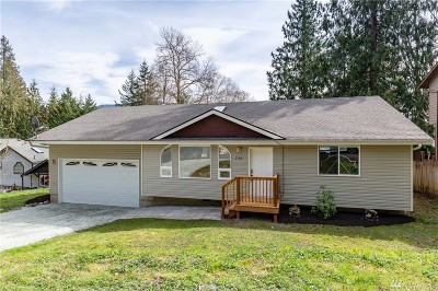Sedro Woolley Single Family Home Pending: 730 Fernhaven Lane