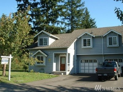 Spanaway Multi Family Home For Sale: 1518 148th St Ct S