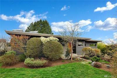 Bellingham Single Family Home Pending: 1229 E Racine St