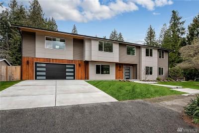 Kirkland Single Family Home For Sale: 10920 NE 112th St