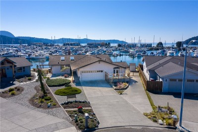 Anacortes Single Family Home For Sale: 2007 Cay Wy
