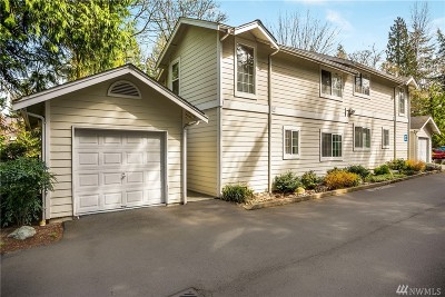 Renton Condo/Townhouse For Sale: 3800 NE Sunset Blvd #C101